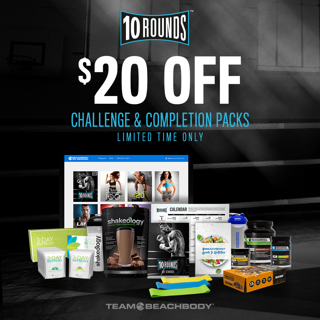 Save $20.00 on 10 Rounds