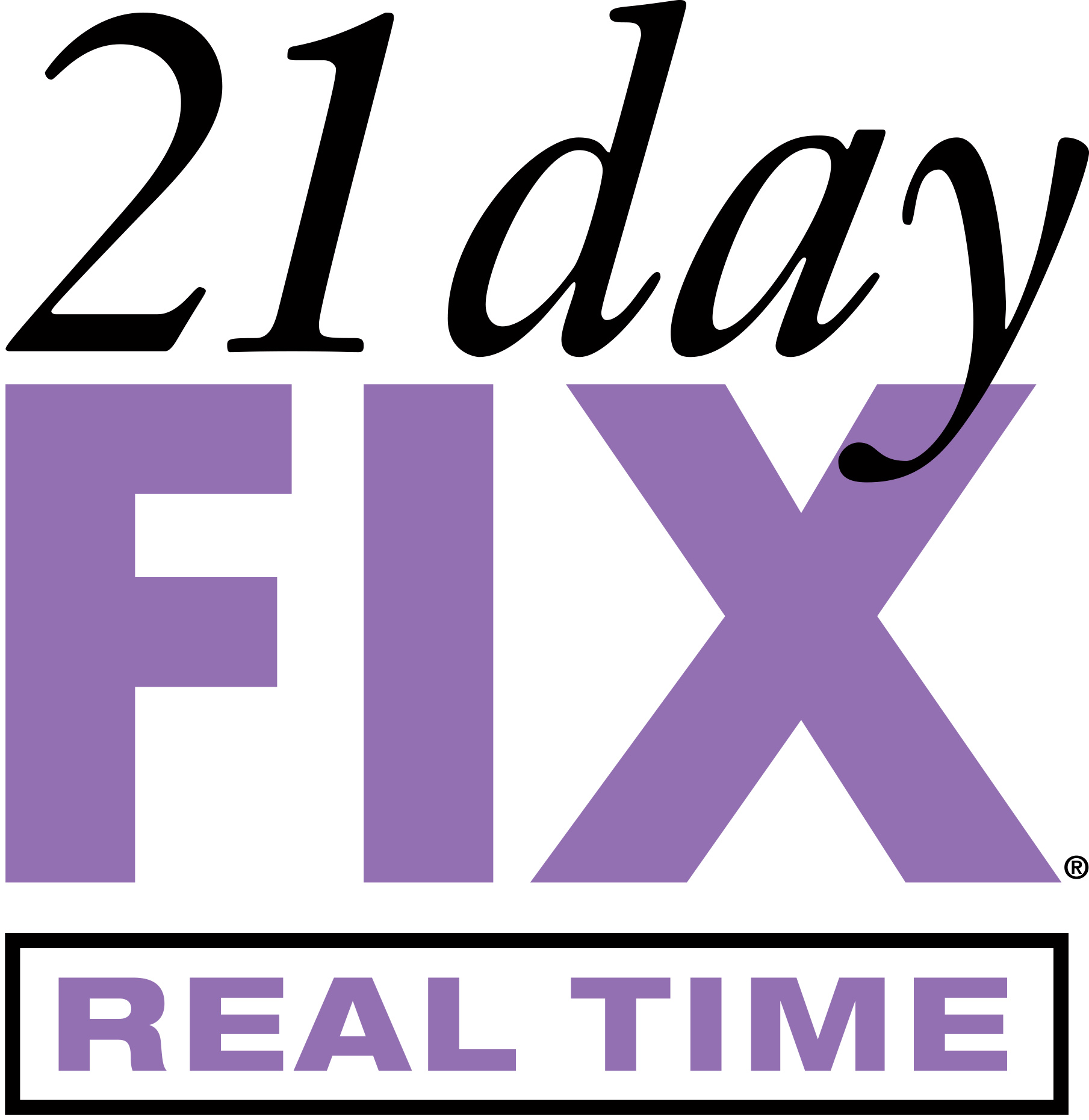 21 Day Fix Real Time Sample Workout