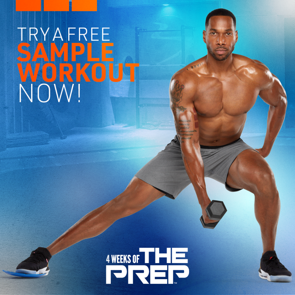 4 Weeks of The Prep Free Sample Workout