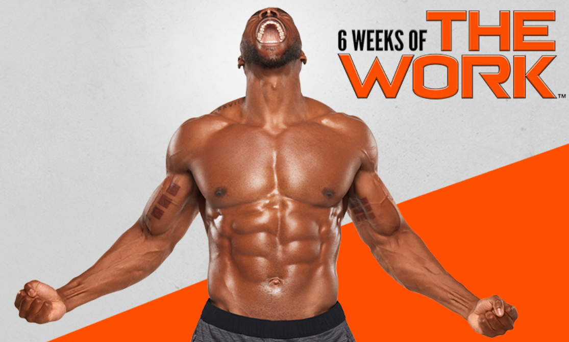 6 Weeks of the Work Sample Workout