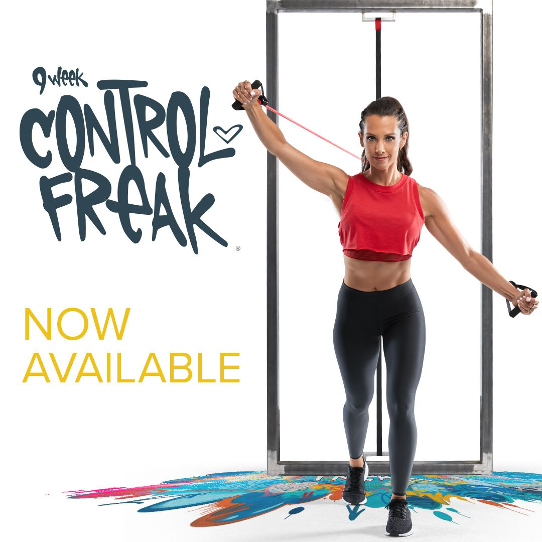 9 Week Control Freak Now Available