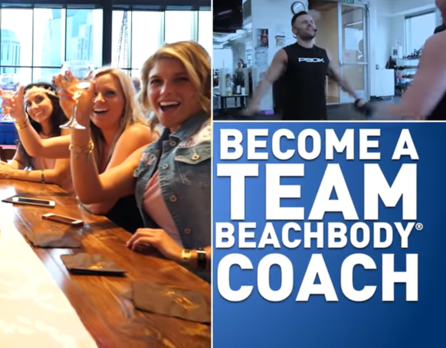 Become a Team Beachbody Coach