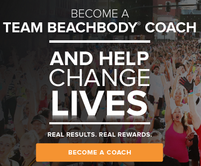 Become a Team Beachbody Coach and Help Change People's Lives