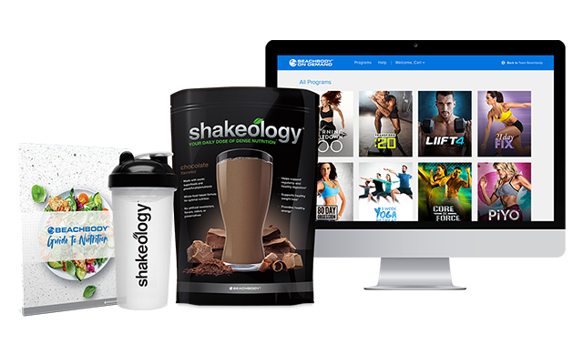 Beachbody On Demand and Shakeology Bundle