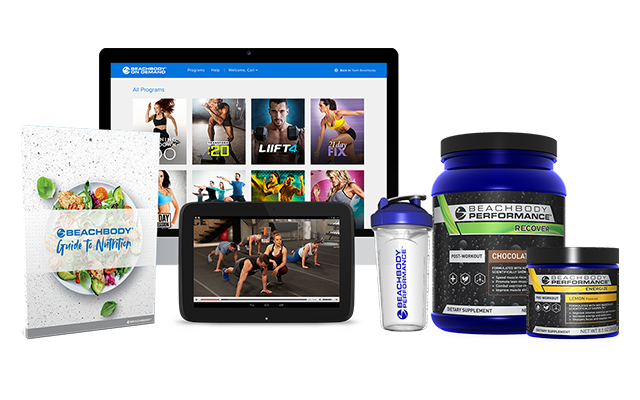 Beachbody On Demand Performance Bundle