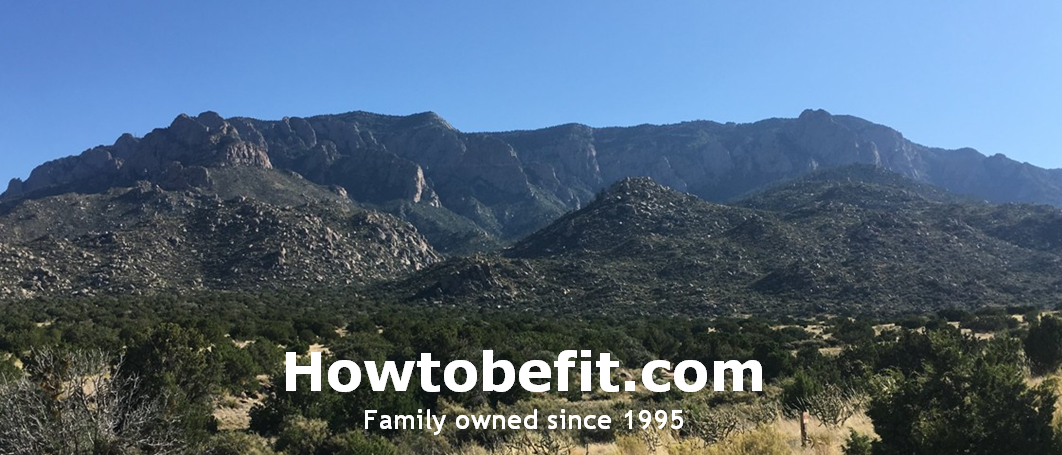 How to Be Fit with Howtobefit.com
