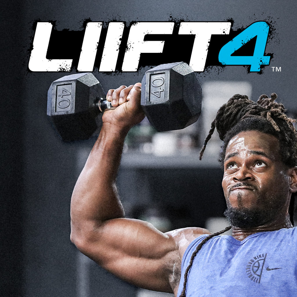 LIIFT4 Free Sample Workout