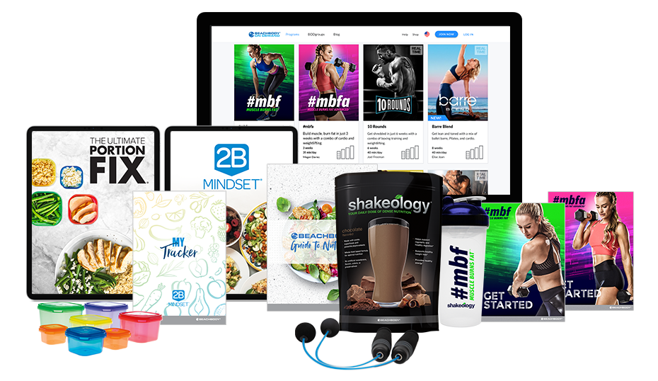 #mbf, #mbfa and Shakeology Bundle