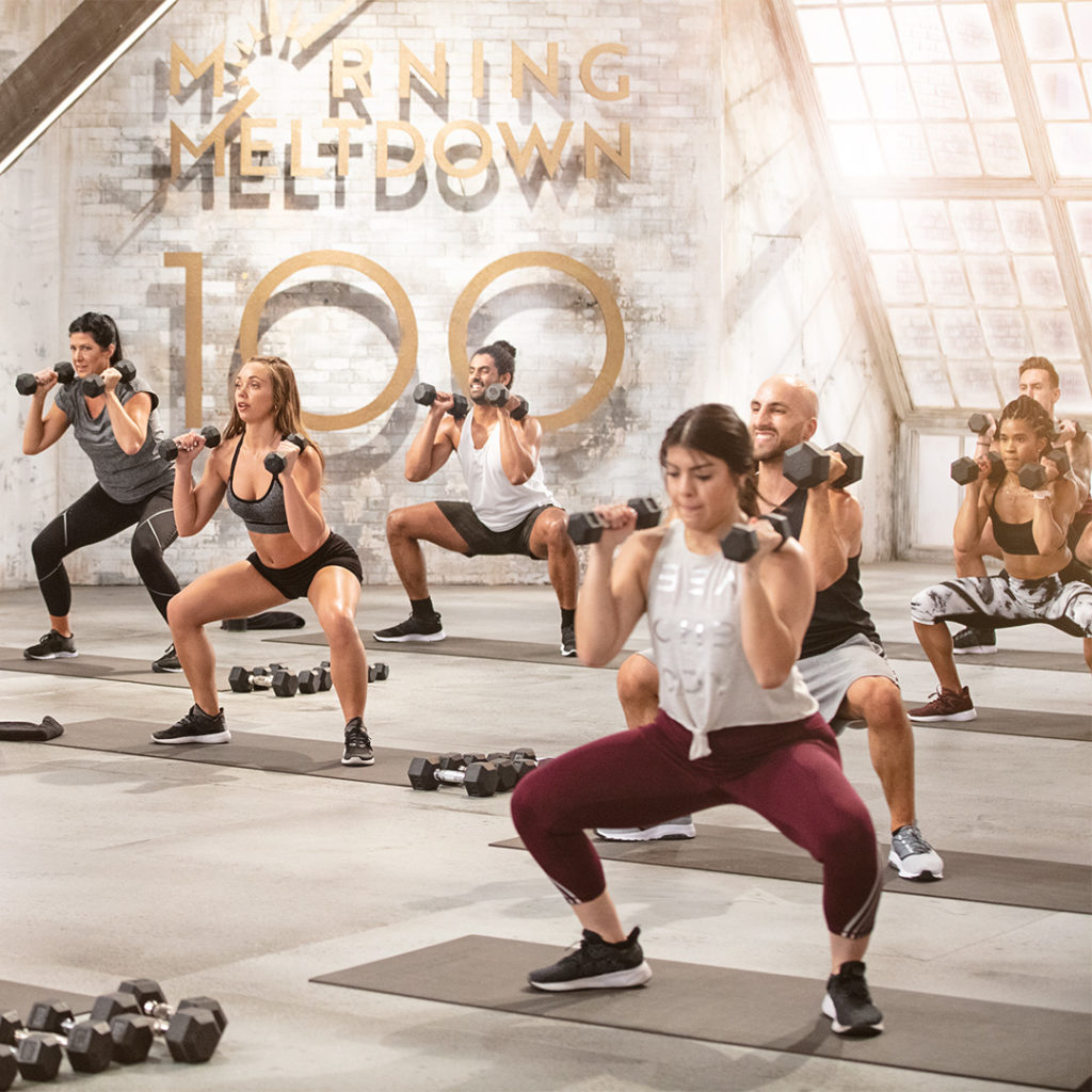 Morning Meltdown Free Sample Workout