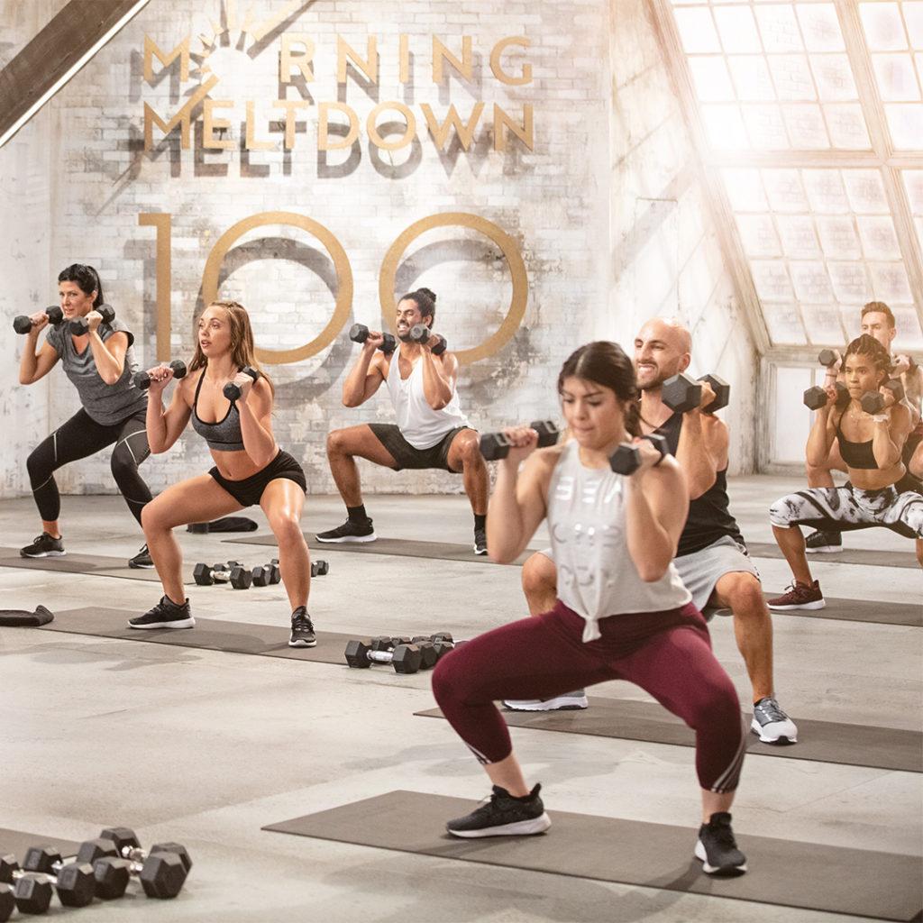Morning Meltdown Free Sample Workout