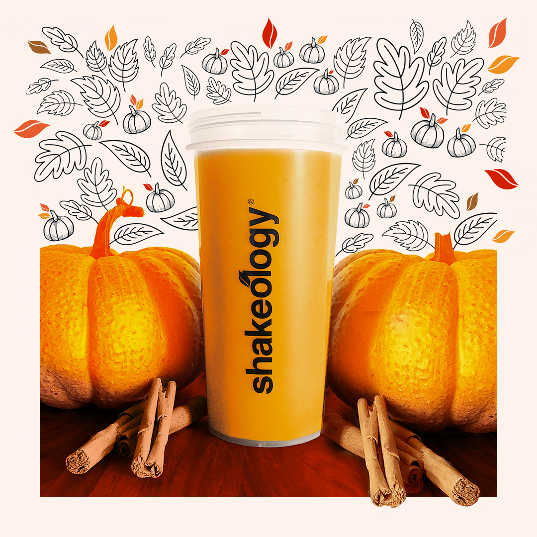 Pumpkin Spice Plant Based Shakeology