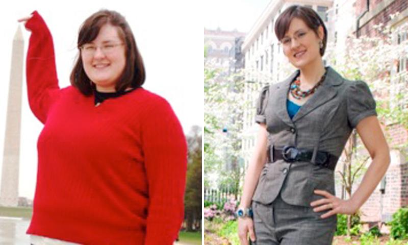 How Sarah Brakke lost over 115 pounds