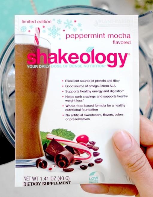Peppermint Mocha Shakeology