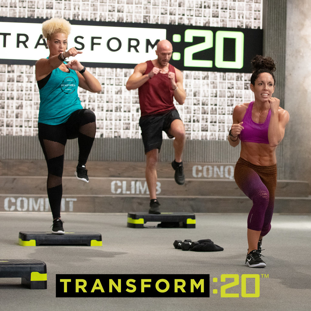 Transform :20 Free Sample Workout