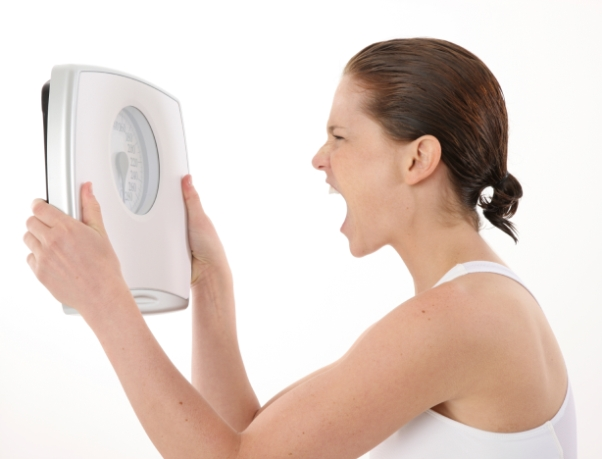 5 Ways to Break through Dreaded Weight Loss Plateaus