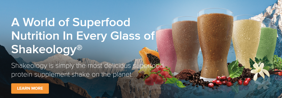 Shakeology Superfood Protein Supplement